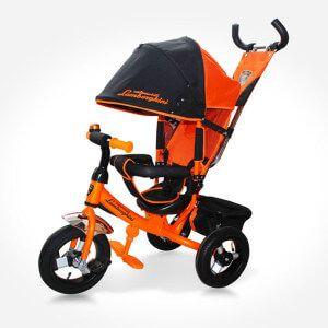 дитячий триколісний велосипед Azimut Air Lamborghini