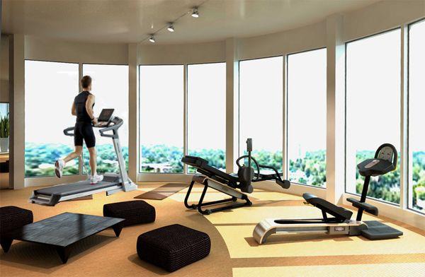 Тренажери для дому та здоровий спосіб життя