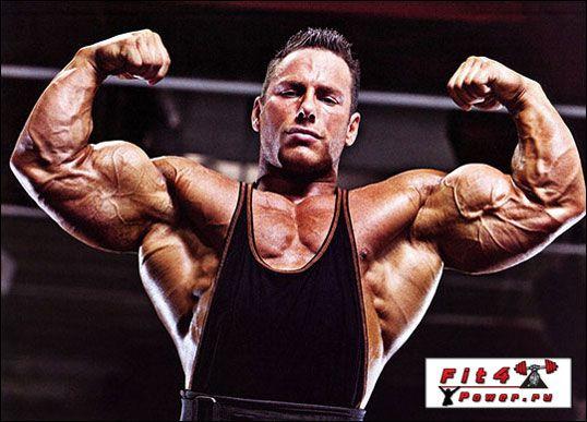 Тренування грудних м`язів на масу