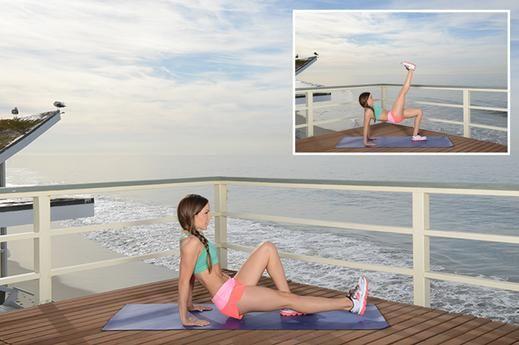 тренування фітнес-бікіні