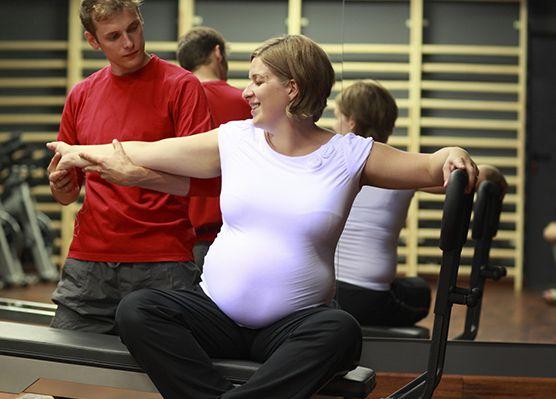 Тренування для вагітних - як правильно тренуватися