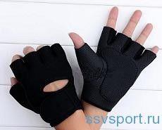 Як правильно висіти на турніку - рукавички