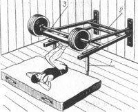 Тренуємо штовхання ядра і метання диска, молота, списа на спеціальних тренажерах _ Treniruem tolkanie yadra i metanie diska, molota, kop`ya na special`nyh trenazherah.