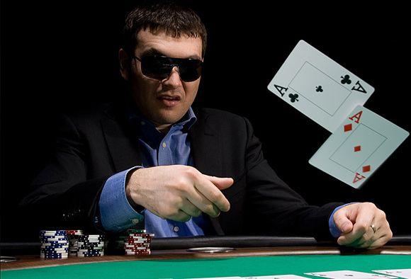Тренуй мозок! Покер як вид спорту