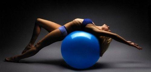 pilates-fitbol
