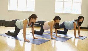 Вправи для вагітних _ uprazhneniya dlya beremennyh