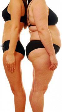 Схуднення - це складний комплексний процес.