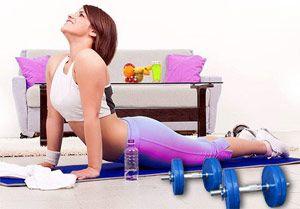 Вправи для спини при сколіозі.