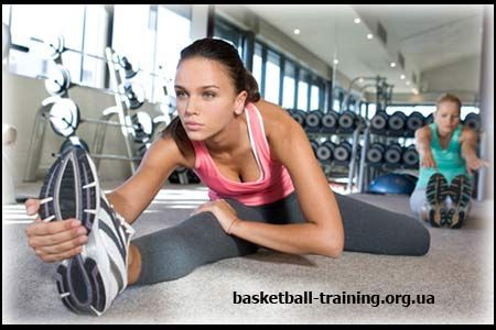 Вправи на статичну розтягування м`язів