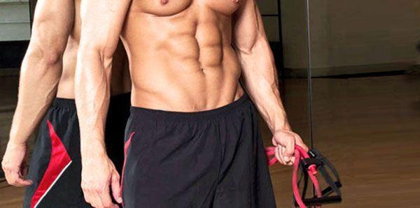 розвиток мускулатури