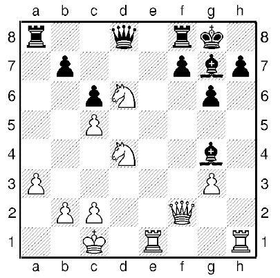 шахова запис