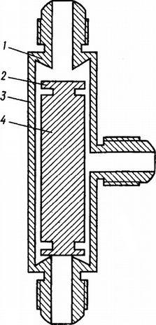 гравітаційний клапан