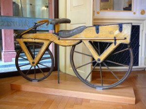 Велосипед барона Карла фон Дрезена
