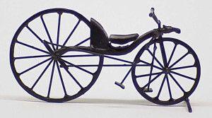 Перший велосипед Киркпатріка Макміллана з педалями