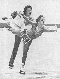 Олена Валова і Олег Васильєв