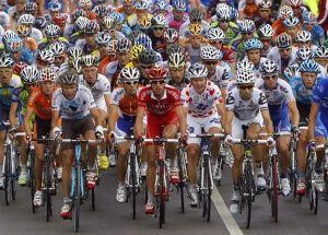 Велогонка тур де франс (le tour de france)
