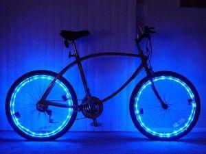 світлодіодне підсвічування на велосипед своїми руками