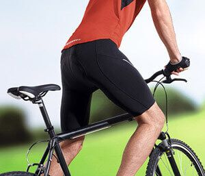 Велоштани - велотруси, велосипедні шорти, велопамперс