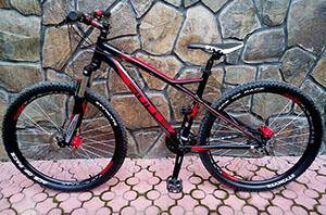 Велосипед bulls і відгуки про нього