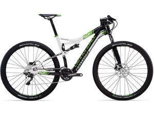 гірський велосипед cannondale scalpel 29er