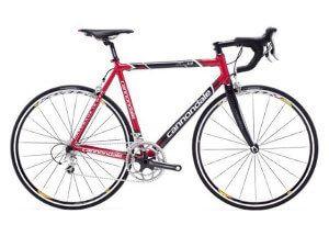 шосейний велосипед cannondale six13 team ultegra
