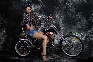Велосипед чоппер (велочоппер): огляд, ціна, добірка незвичайних моделей