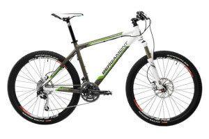велосипед для їзди крос-кантрі