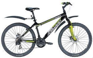 велосипед для любителів екстриму forward katana