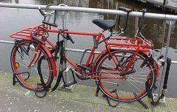 Велосипед - як захистити від угону