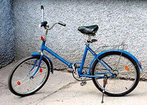 Велосипед салют і його характеристики