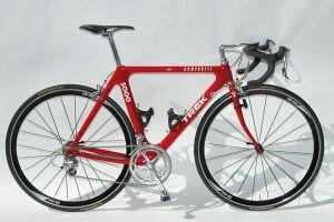 велосипед з вуглецевого волокна trek 5000