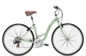 жіночий міський велосипед trek 7000 wsd