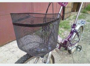 Задня кошик для велосипеда