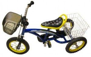 Дитячі кошика для велосипеда