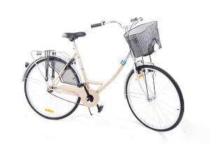 Жіночі велосипеди з кошиком