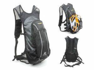 Велосипедний рюкзак на спину. За якими критеріями слід вибирати велорюкзак