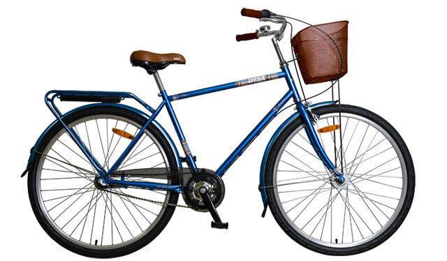 Фото білоруський міської велосипед Аист