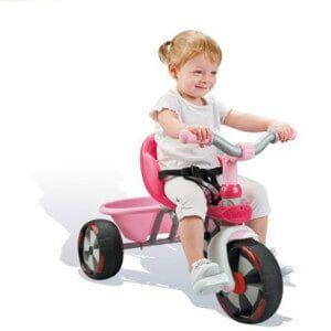 триколісний велосипед для дівчаток