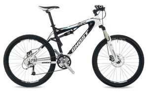 гірський велосипед ghost asx 4900