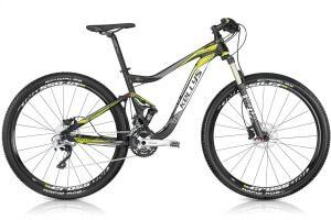 гірський двухподвесний велосипед марафон 29