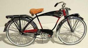 міський велосипед schwinn black phantom