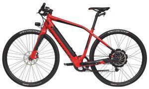 електричний велосипед specialized turbo