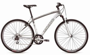 велосипед для фітнесу і далеких поїздок specialized crosstrail sport