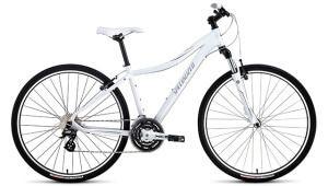 жіночий туристичний гірський велосипед specialized ariel