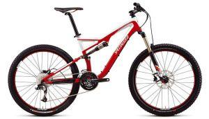 двухподвесний велосипед specialized stumpjumper fsr