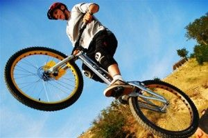 Велотріал, які велосипеди потрібні для занять тріал спортом