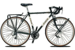 Велотуризм (велопоходи) або подорож на велосипеді поодинці і в компанії