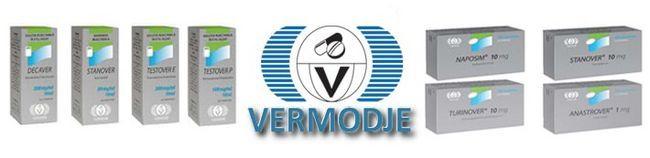 Vermodje (вермодже) - опис компанії і препаратів, відгуки