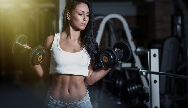 Види тренувань в тренажерному залі відповідно до поставленої мети