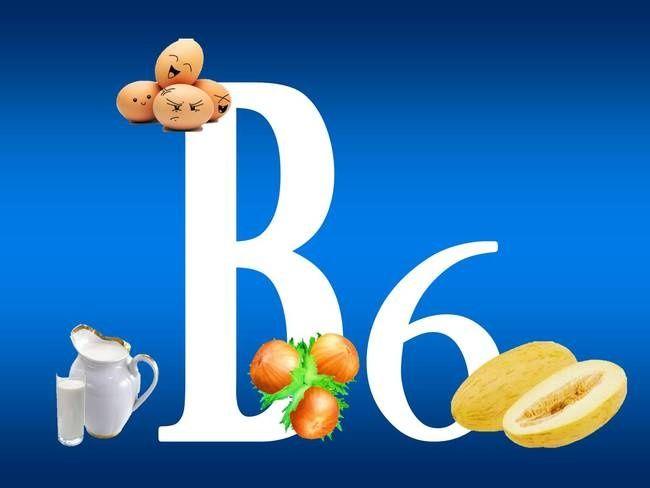 Вітамін В6 - в яких продуктах міститься